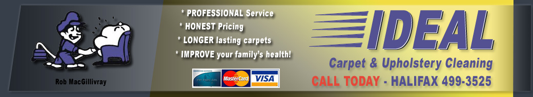 Ideal Carpet Cleaning Halifax