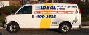 Ideal Carpet Cleaning, Halifax