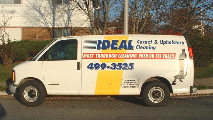 Rob MacGillivray, Ideal Carpet Cleaning Halifax